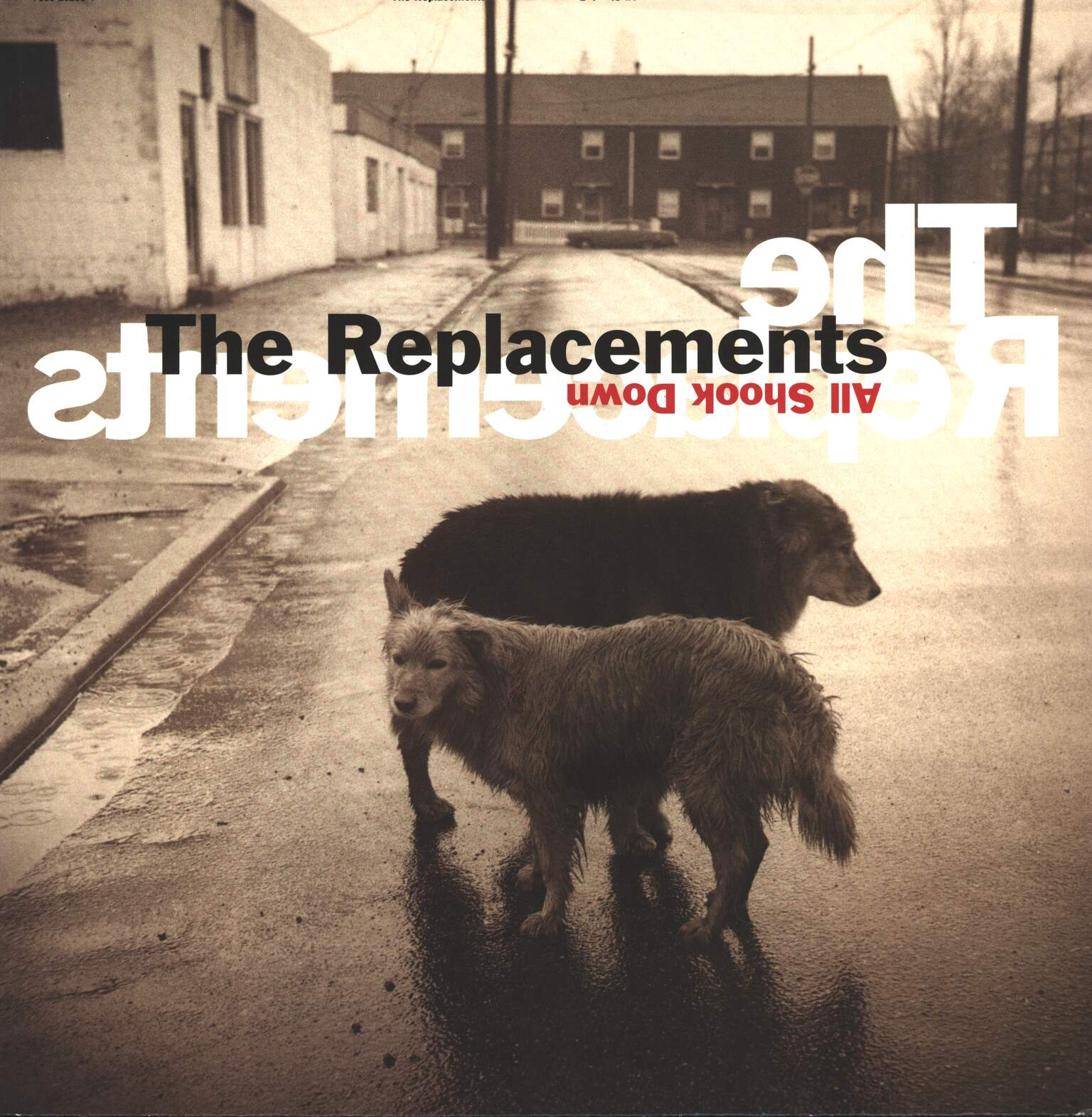 The Replacements: All Shook Down, LP (Vinyl)