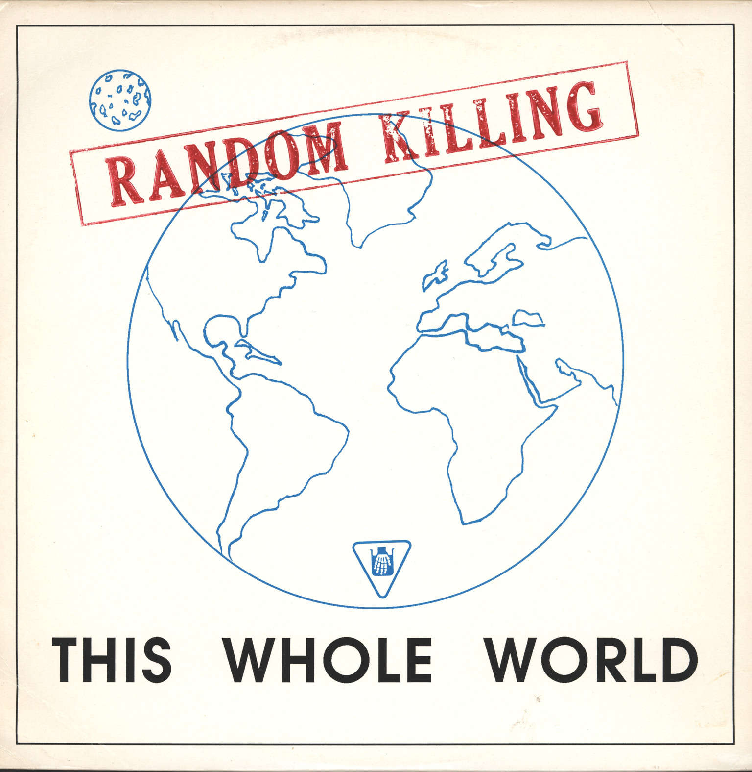 "Random Killing: This Whole World, 12"" Maxi Single (Vinyl)"