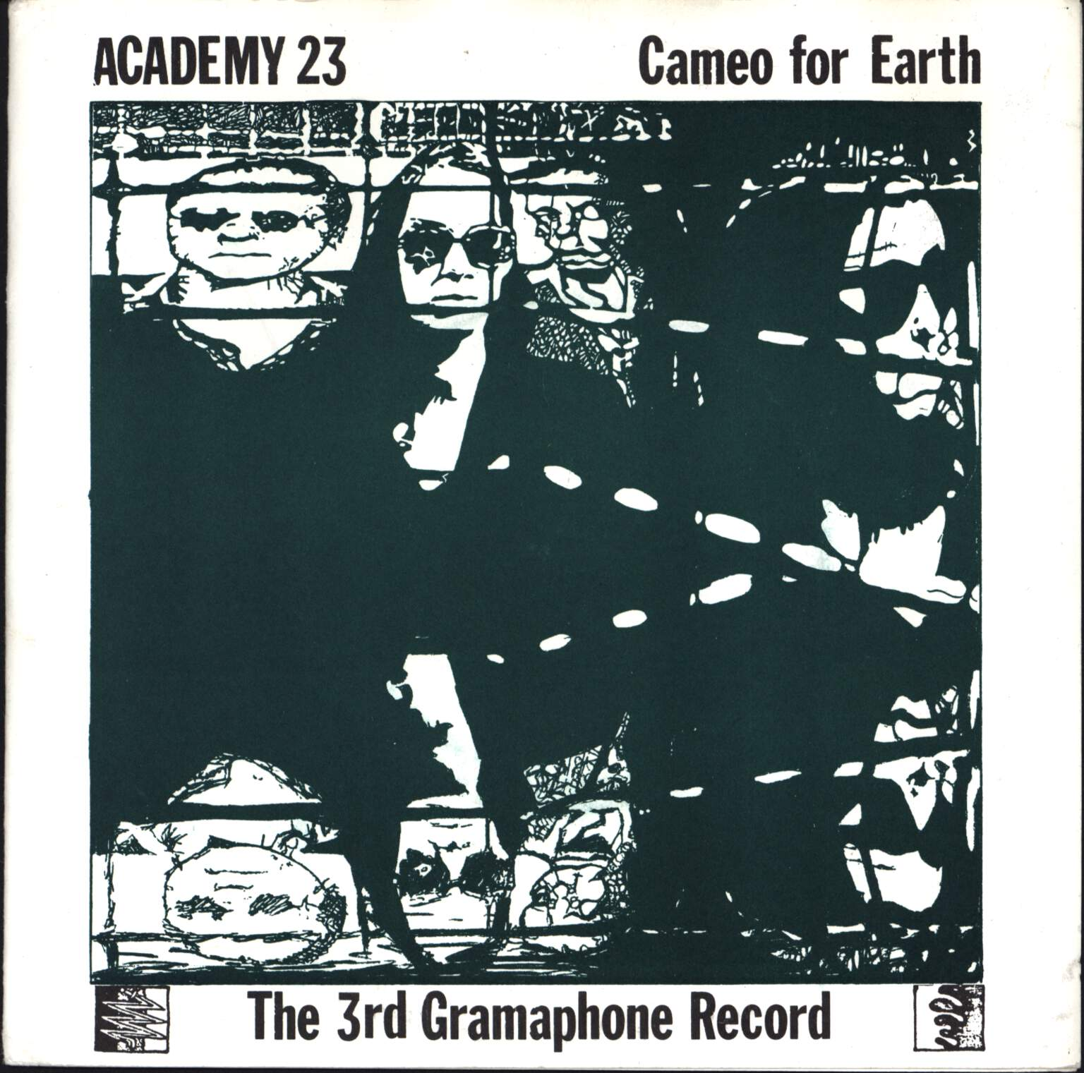 "Academy 23: Cameo For Earth, 7"" Single (Vinyl)"