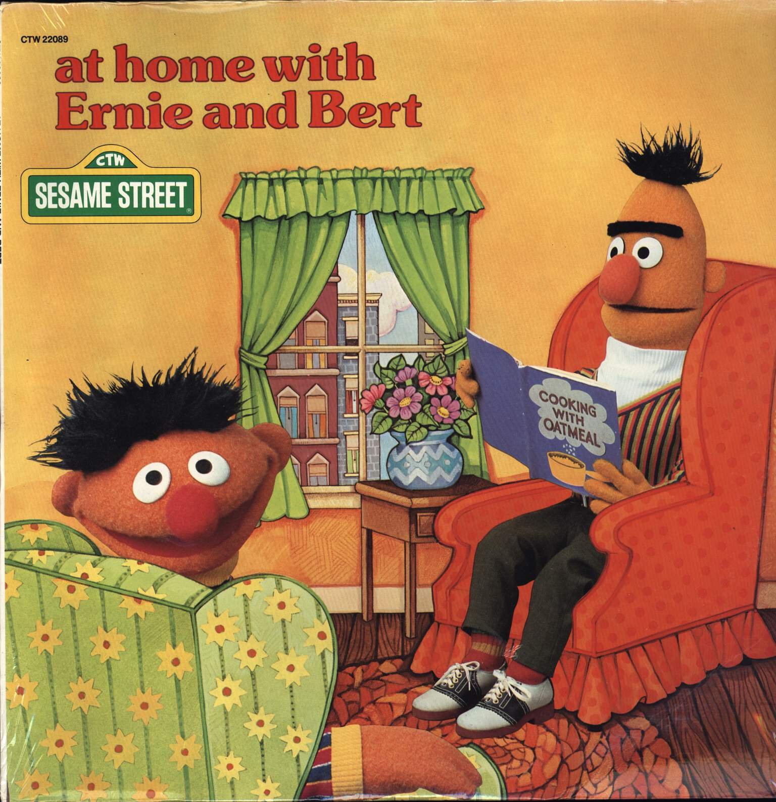 Bert: At Home With Ernie And Bert, LP (Vinyl)