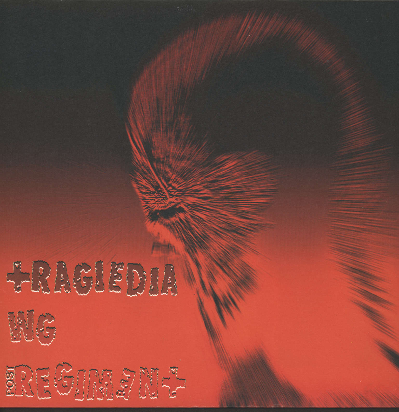 Post Regiment: Tragiedia Wg, LP (Vinyl)