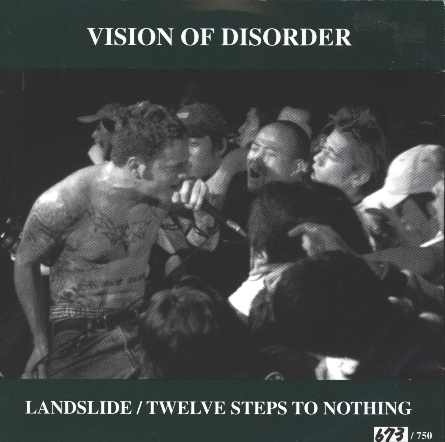 "Vision Of Disorder: Vision Of Disorder / Uzumaki / Dive (11), 7"" Single (Vinyl)"