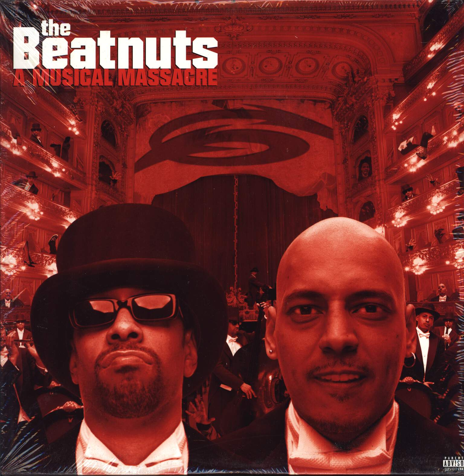 The Beatnuts: A Musical Massacre, LP (Vinyl)