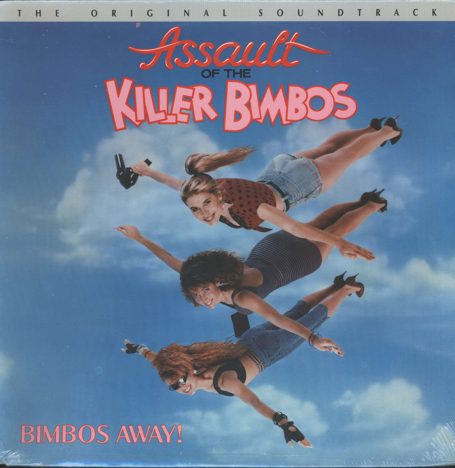 Various: Assault Of The Killer Bimbos (The Original Soundtrack), LP (Vinyl)