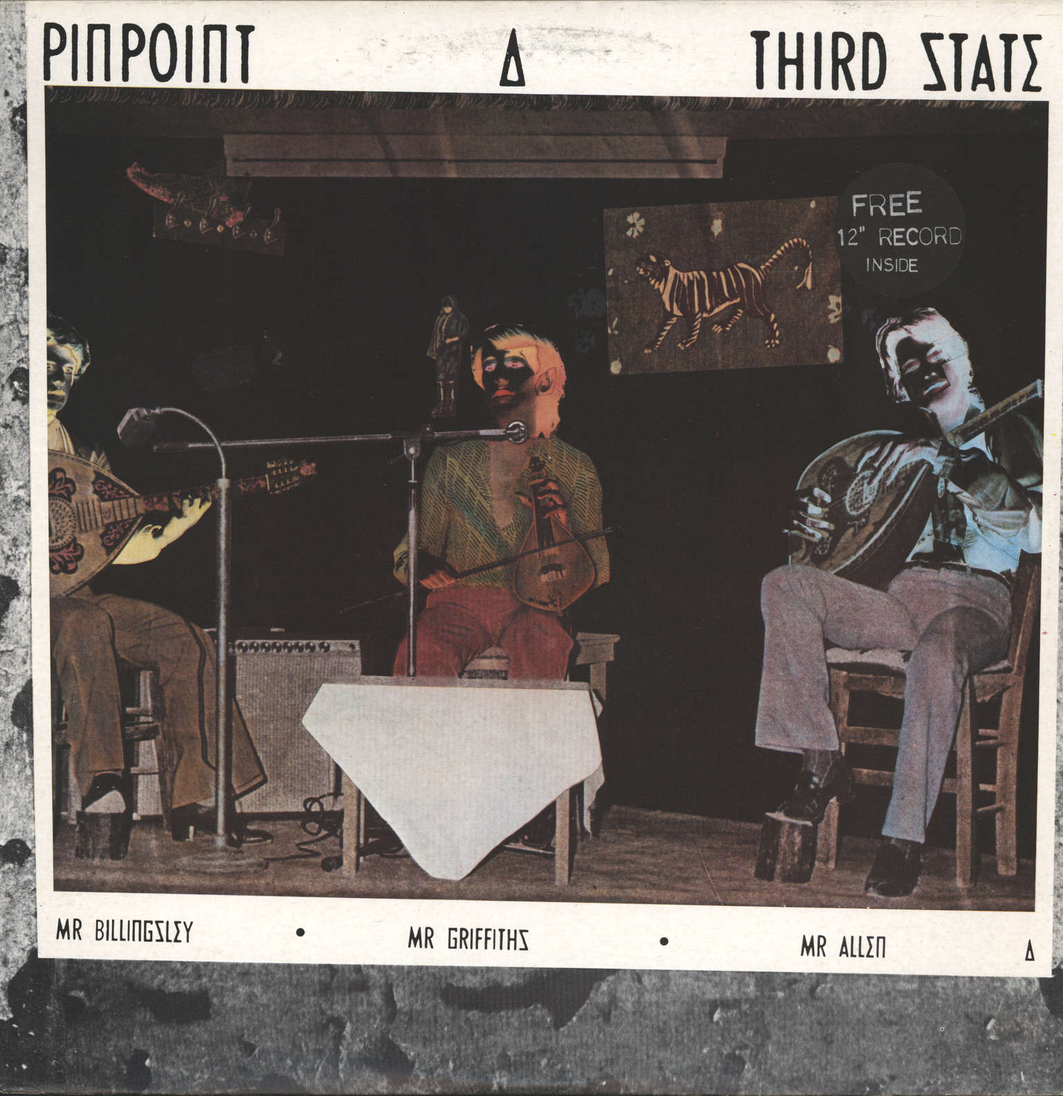 Pinpoint: Third State, LP (Vinyl)