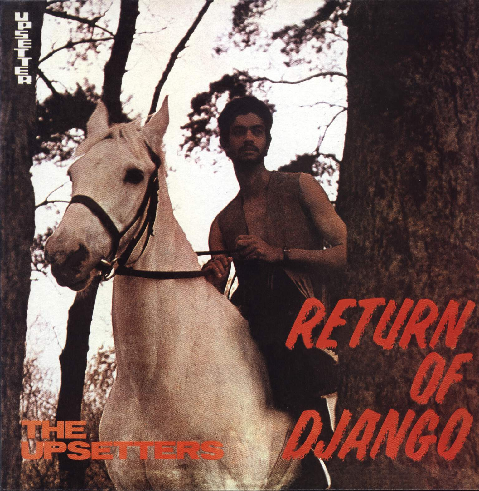 Upsetters: Return Of Django, LP (Vinyl)