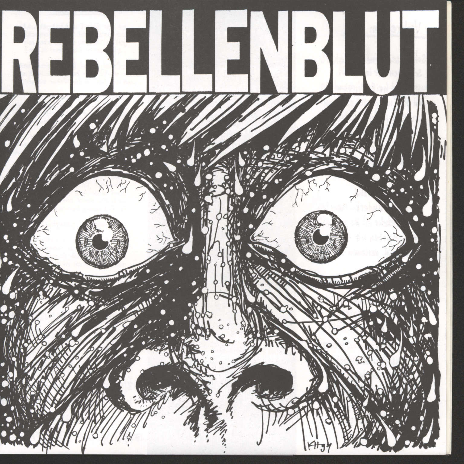 "Rebellenblut: Rebellenblut, 7"" Single (Vinyl)"