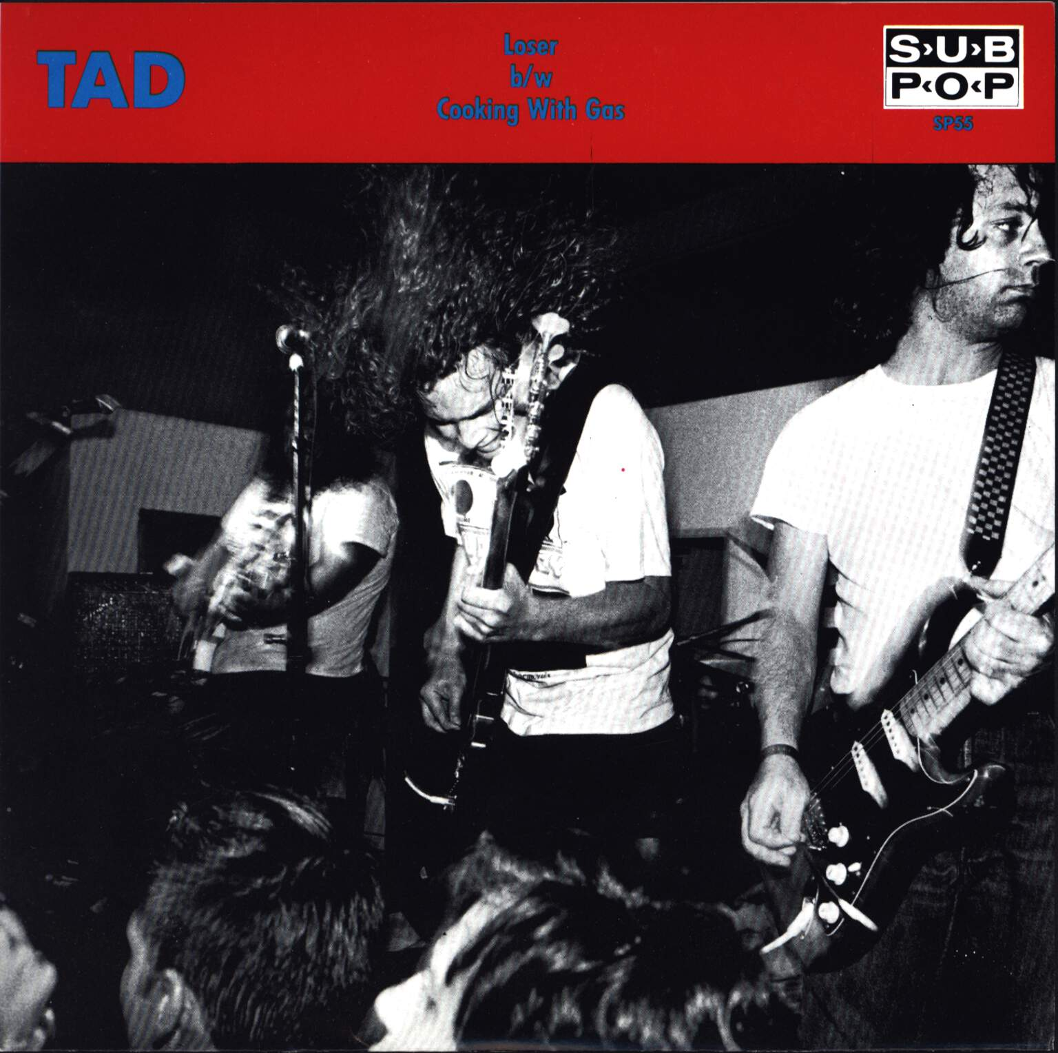 "Tad: Loser b/w Cooking With Gas, 7"" Single (Vinyl)"