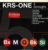 Krs-One: 5 Boroughs