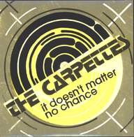 Carpettes: It Doesn't Matter / No Chance