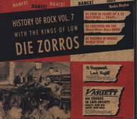 Die Zorros: History Of Rock Vol. 7