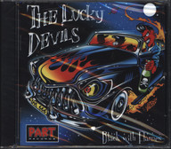Lucky Devils: Black With Flames