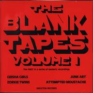 Various: The Blank Tapes Volume 1