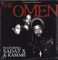 The Omen (4)/Sadat X/Kamari: Do It Now / Get On Up