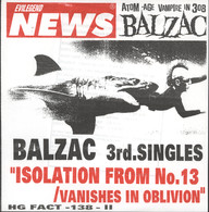 Balzac: Isolation From No. 13