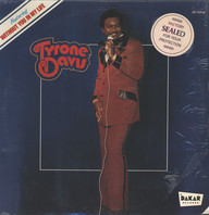 Tyrone Davis: Without You In My Life