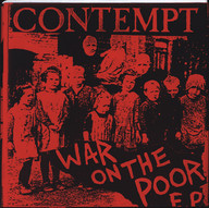 Contempt: War On The Poor E.P.