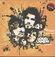 Louis Lament: On Fire Ep