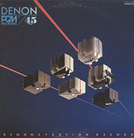 Various: Denon Pcm Recordings / 45Rpm, Demonstration Record
