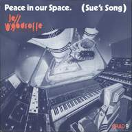 Jezz Woodroffe: Peace In Our Space (Sue's Song) / The Marathon Runner