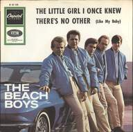 Beach Boys: The Little Girl I Once Knew / There's No Other (Like My Baby)