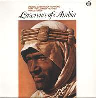 Maurice Jarre/London Philharmonic Orchestra: Lawrence Of Arabia (Original Soundtrack Recording)