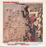Bernard Herrmann/London Festival Recording Ensemble: The Four Faces Of Jazz