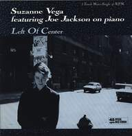 Suzanne Vega/Joe Jackson: Left Of Center