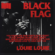 Black Flag: Louie Louie / Damaged 1