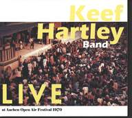 Keef Hartley Band: Live At Aachen Open Air 1970