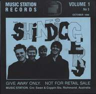 Shindiggers/Pony: Music Station Records Volume 1 No. 3