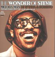 Various: The Wonder Of Stevie (Melody Man: Further Forays Into The Stevie Songbook)