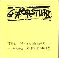 G-Hörsturz: The Powerlessness...Makes Us Furious!