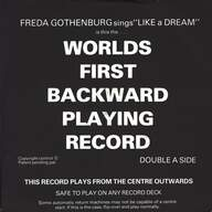 Freda Gothenburg: Like A Dream