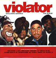 Various: Violator: The Album (Exclusive Advance)
