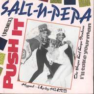 Salt N Pepa: Push It (Remix) / I'll Take Your Man