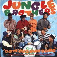 Jungle Brothers: Doin' Our Own Dang