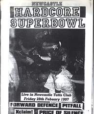 Various: Newcastle Hardcore Superbowl