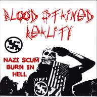 Blood Stained Reality: Nazi Scum Burn In Hell