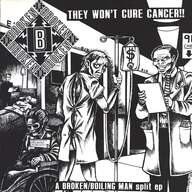 Broken (2)/Boiling Man: They Won't Cure Cancer!! / Mr. Rat Race