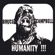BruceXCampbell/Green Terror: Humanity!!! / Untitled