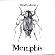 Bury The Living/Drawblank: Memphis / Untitled