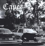 Joe Caper: Punks Vs. Government E.P.