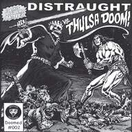 Distraught/Thulsa Doom (2): Split EP