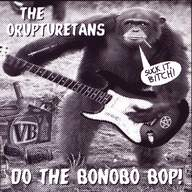 Rupture/Extortion (2): Do The Bonobo Bop! / Extortion