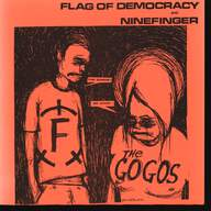 Flag Of Democracy/Ninefinger: Head Over Heels / In The Black