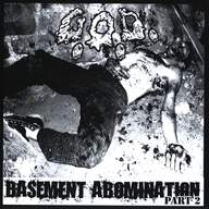 "G.O.D. (15)/Wadge: Basement Abomination Part 2 / Jane Said, ""Run, Run. Run, Dick, Run"