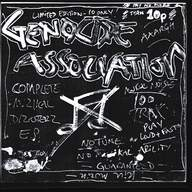 Genocide Association: Sonik Lobotomy Tape