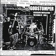 Godstomper/Skrupel (2): Eccessive Mutilation The Demo EP 1991 / Untitled
