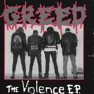 Greed (3): The Violence E.P.
